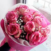 """Букет из роз """"Цвет настроения"""""""