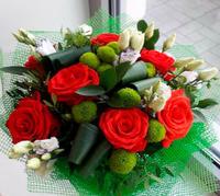 """Букет из роз """"Красотка"""""""