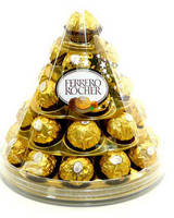 "Конфеты "" Ferrero Rocher"" 300 гр. (пирамида)"