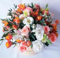 """Коробка с цветами """"Моей сладкой"""""""