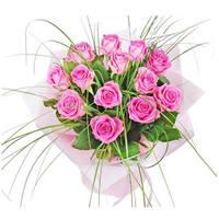 "Букет из роз ""Мармеладка"""