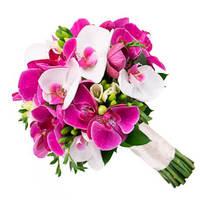 """Букет невесты """"Орхидея"""""""