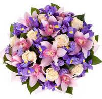 """Букет из орхидей """"Романтика"""""""