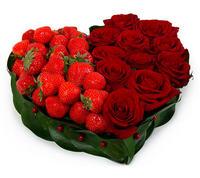 """Сердце """"Моя ягодка"""""""