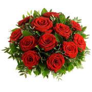"""Букет из красных роз """"Классика"""""""